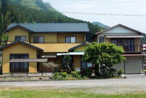 上柚野中古住宅の外観