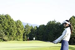 中学校の部活にゴルフ部