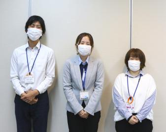 富士宮市に移住して市の職員になった方たち